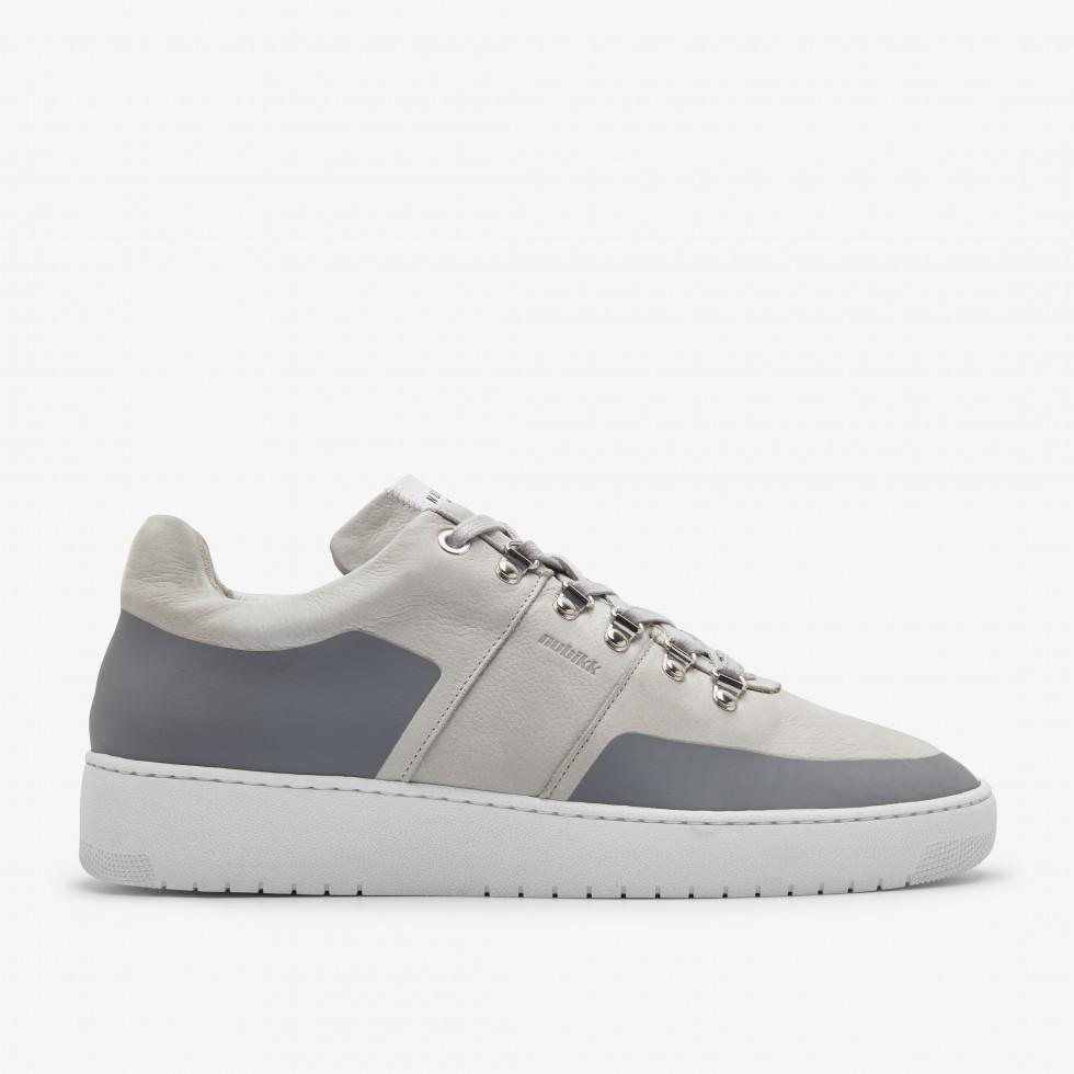 Grey Sneakers Yucca Cane Nubikk
