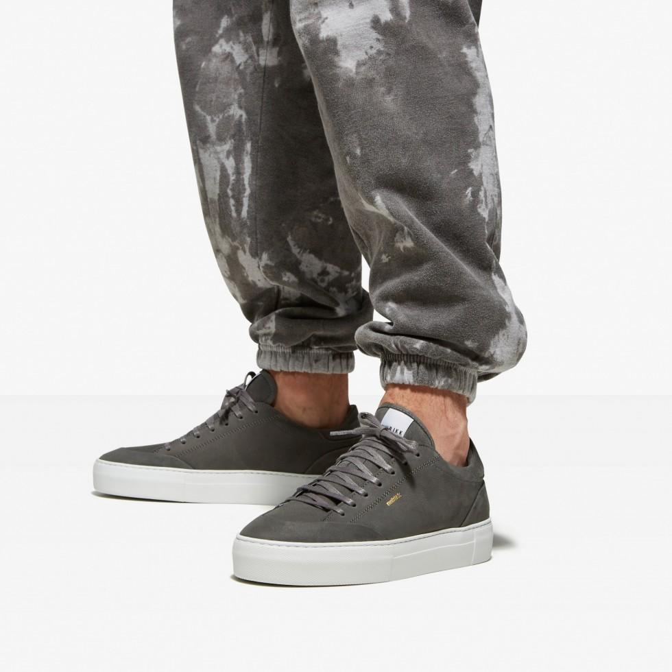 Dark Grey Sneakers Yagger Naya Nubikk