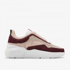 Lucy Boulder | Sneakers couleur peau