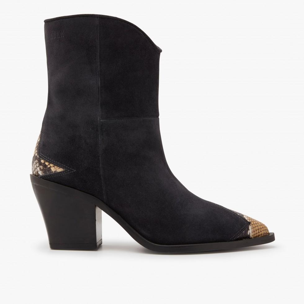Nubikk Romee YZLS Anthraciet Boots