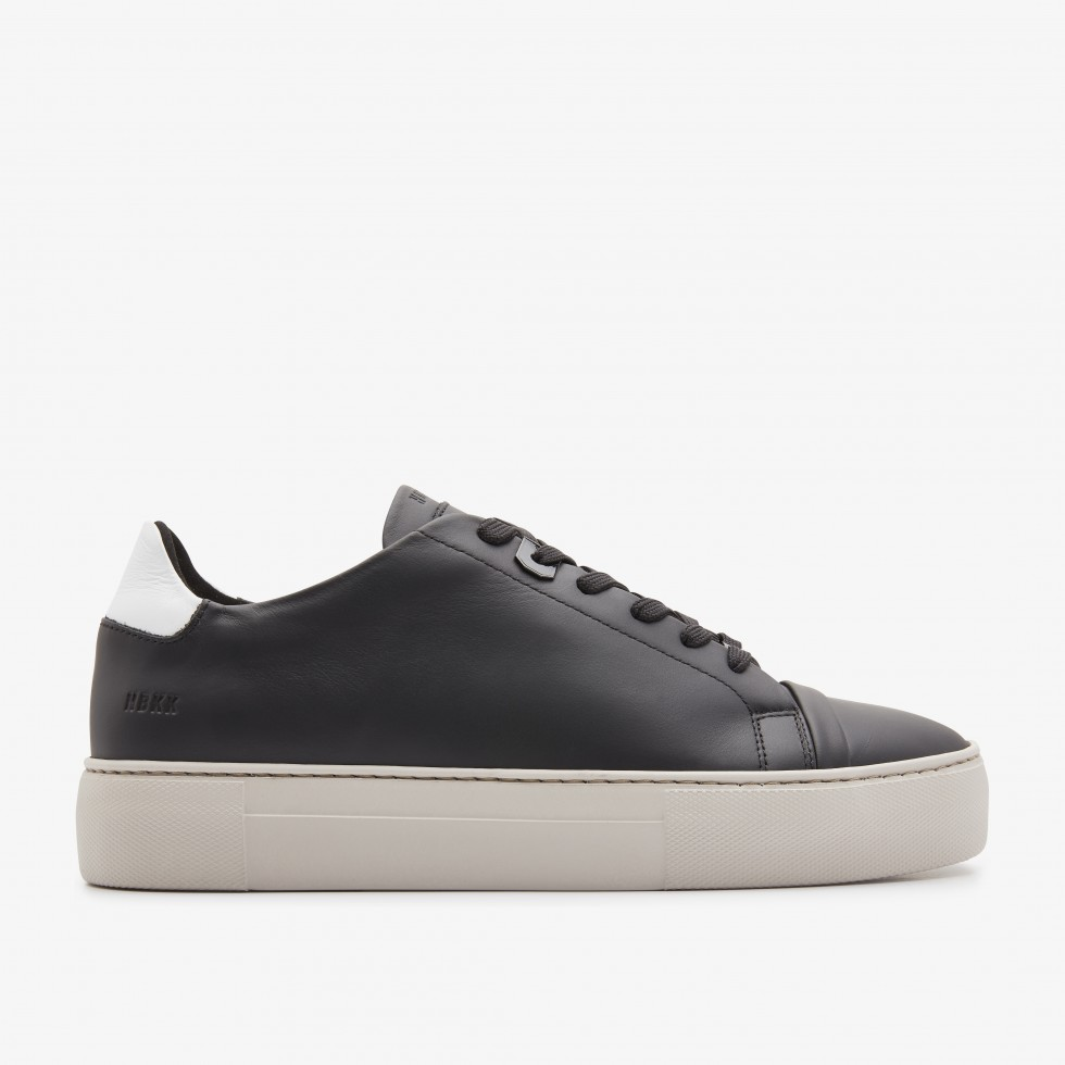 Black Sneakers Jagger Aspen Multi Nubikk