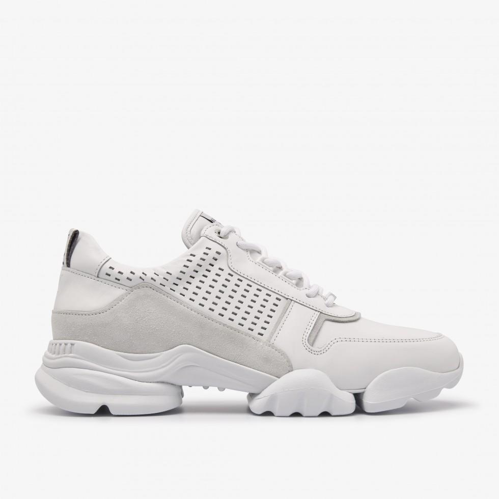 Mylan Maddock | Witte Sneakers