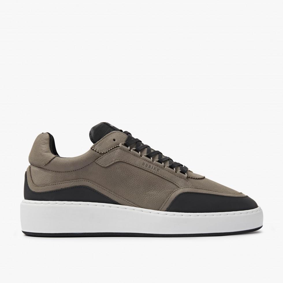Nubikk Jiro Jones Green Sneakers