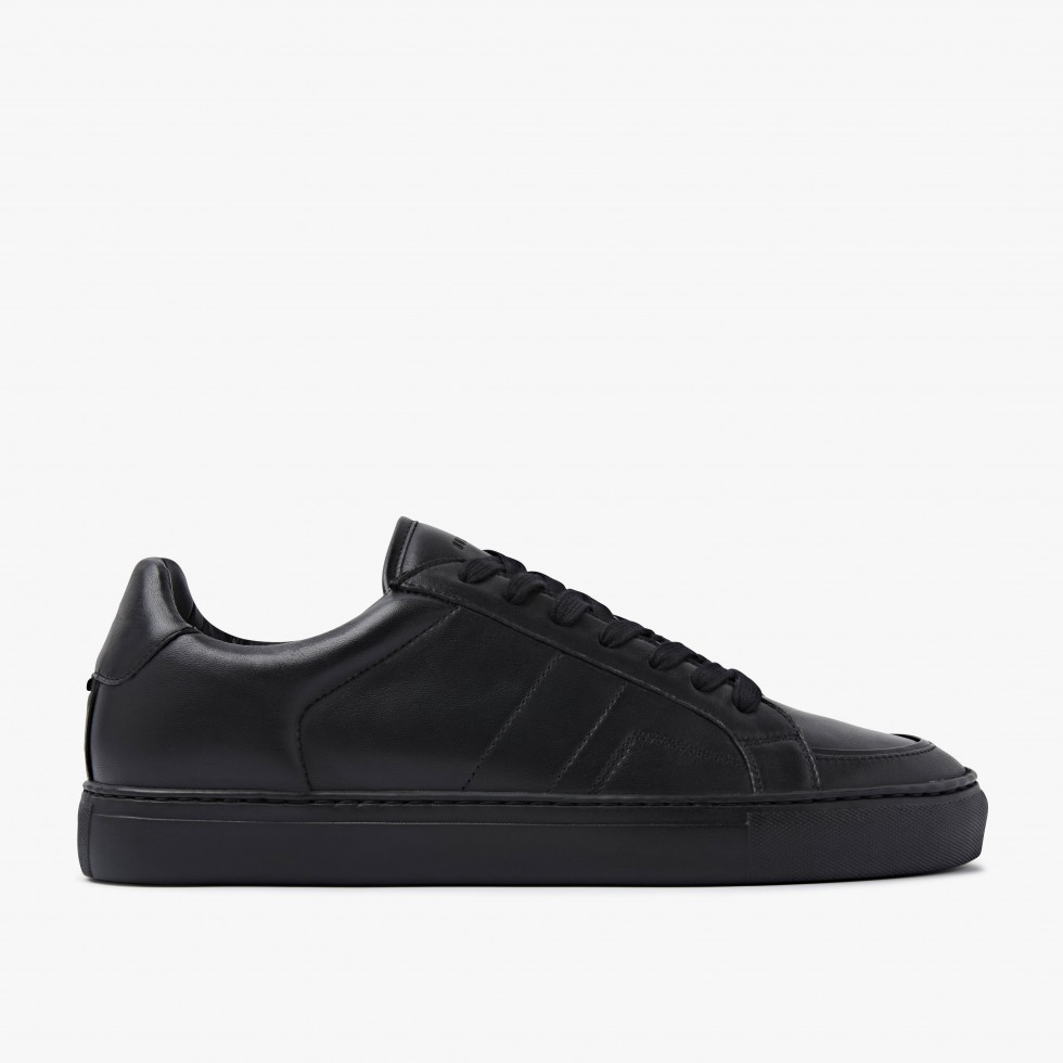 Nubikk Jase Issy Black Raven Sneakers