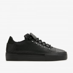 Jagger Python | Black Trainers