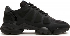 Mylan Raven | Zwarte Sneaker
