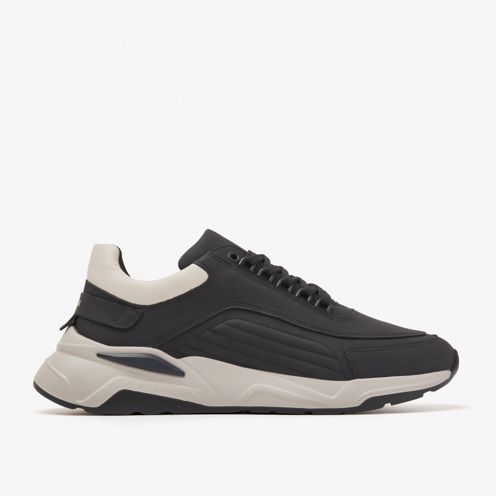 Nubikk Dusk Maltan Multi Black Sneakers