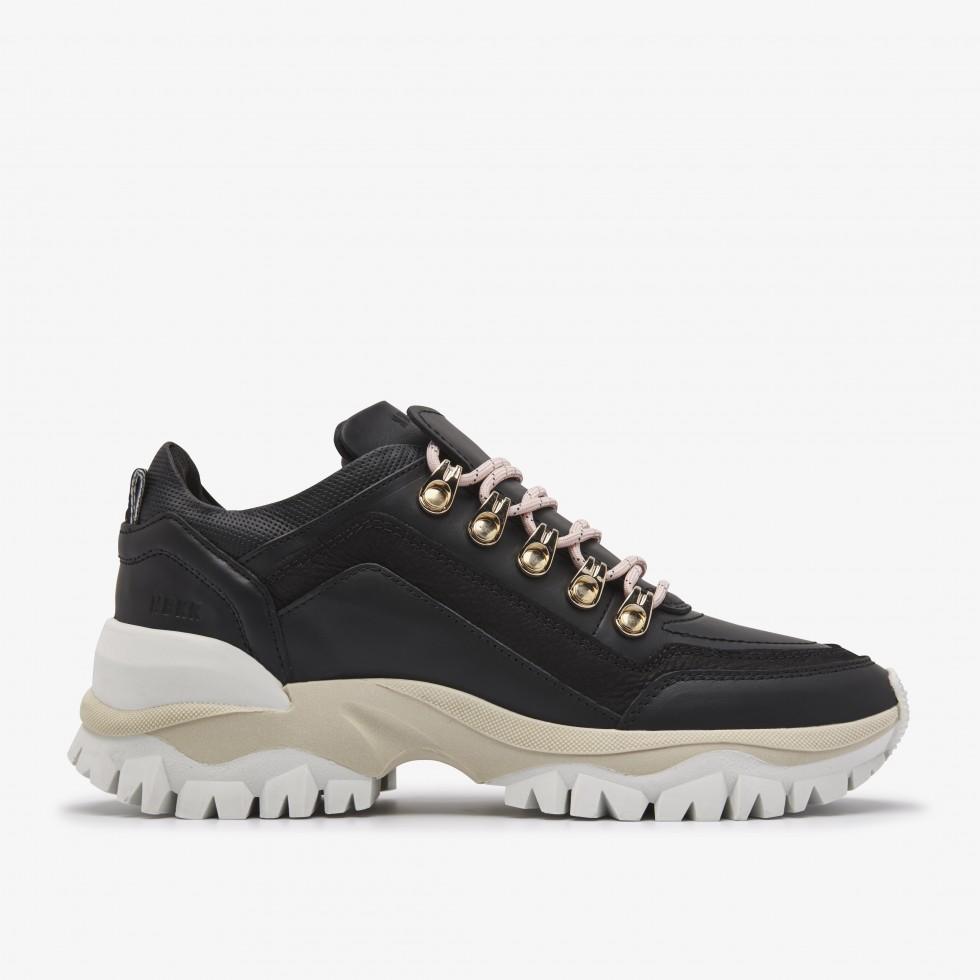 Black Sneakers Tallis Mena Nubikk