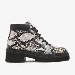 Fae Stella | Snake Biker Boots