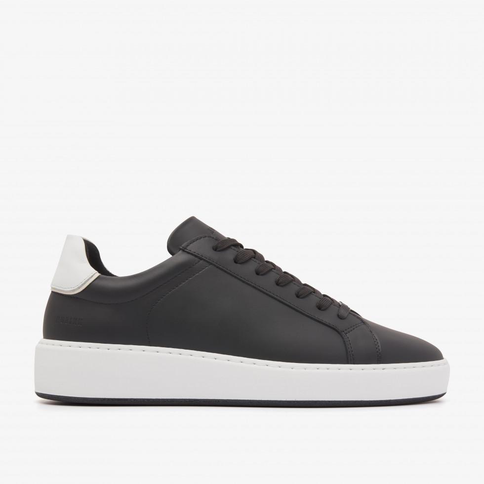 Nubikk Jiro Banks M Black Sneakers