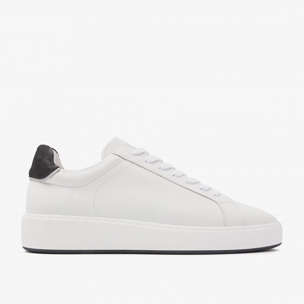 Nubikk Jiro Banks M Black White Sneakers