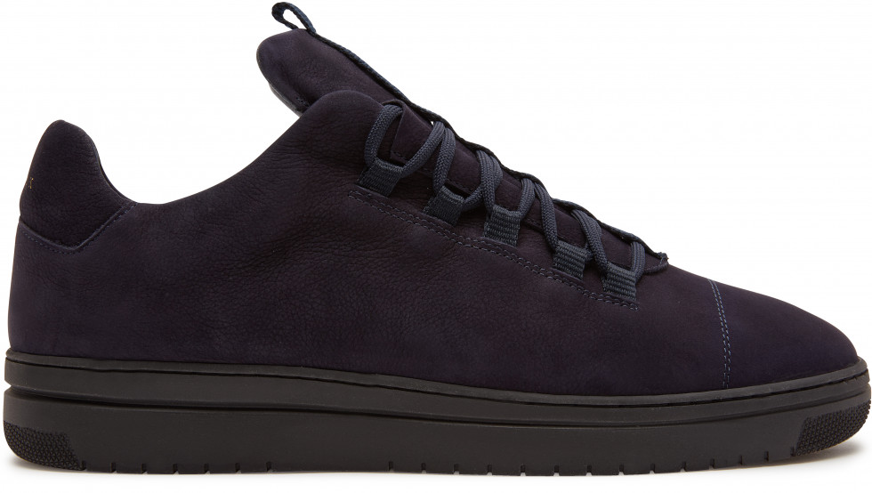 Blaue sneaker Yeye Loops Nubuck Nubikk