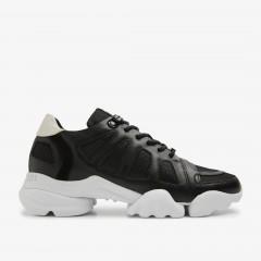 Jill Razor | Black Sneakers