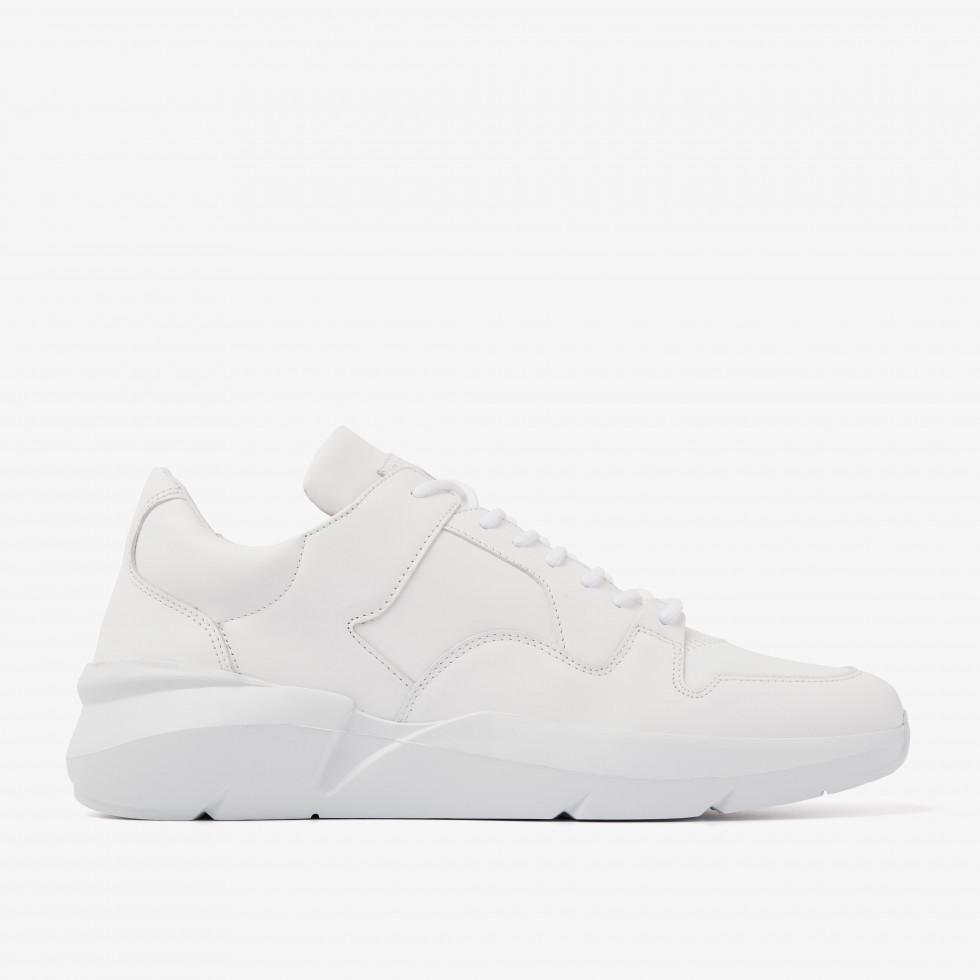 Nubikk Elven Thyme White Sneakers