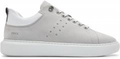 Scott Nubuck | Graue Sneaker