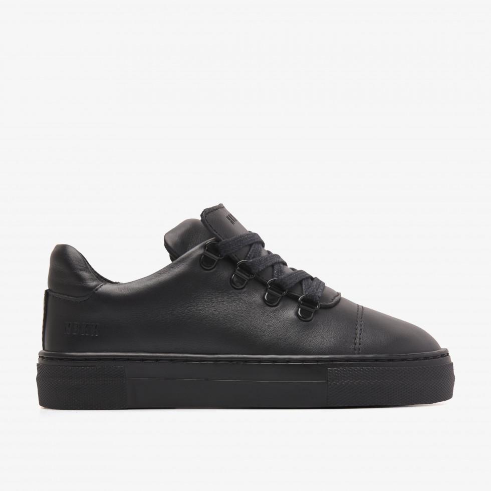 Nubikk Jagger Classic JR Black Raven Sneakers