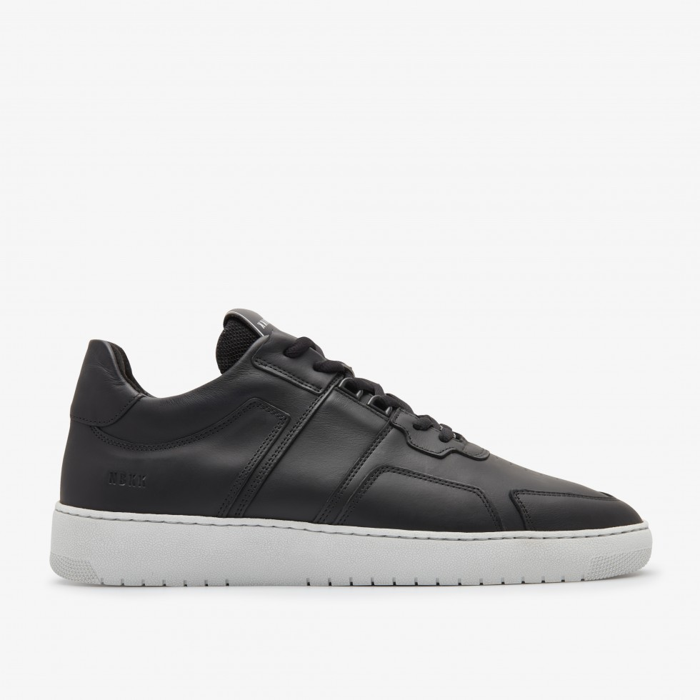 Black Sneakers Yucca Cane M Nubikk