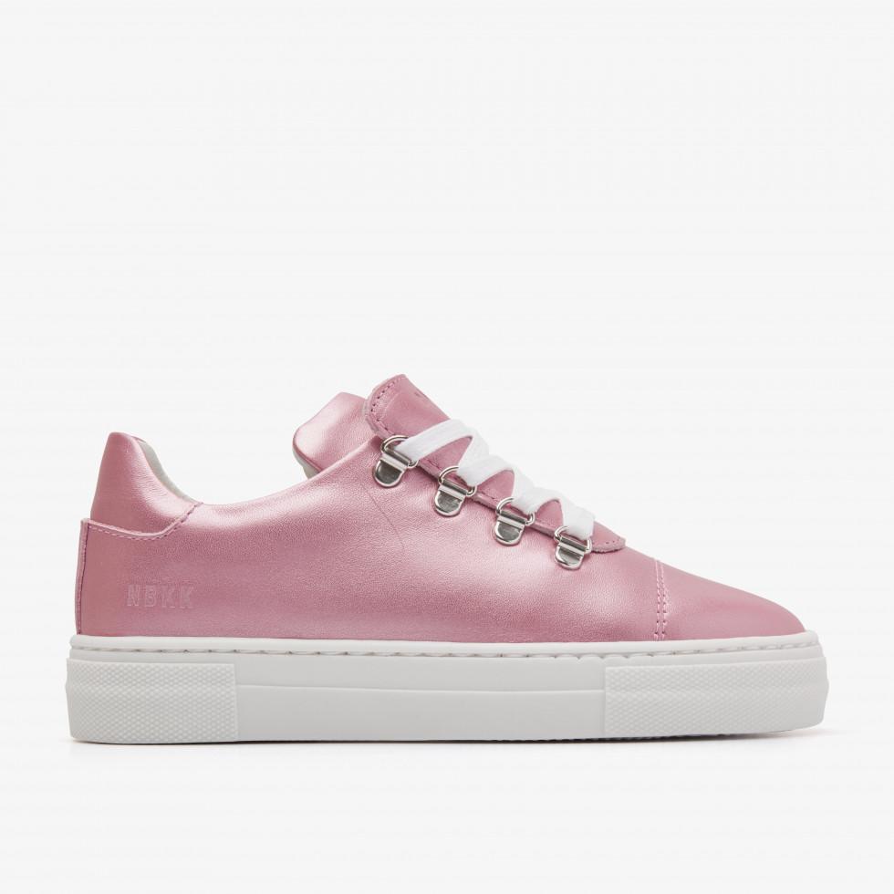 Nubikk Jagger Classic JR Roze Sneakers