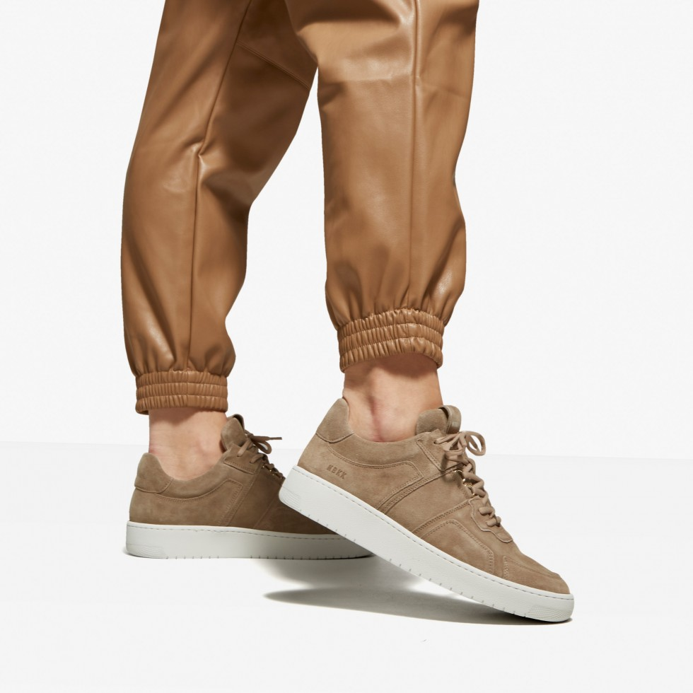 Yucca Cane L | Taupe Sneakers