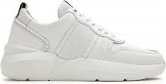 Lucy Fringe | Witte Sneaker