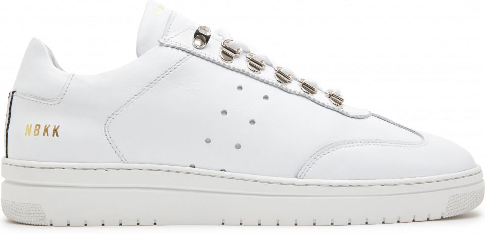 Witte Sneaker Yeye Surya Calf M Nubikk
