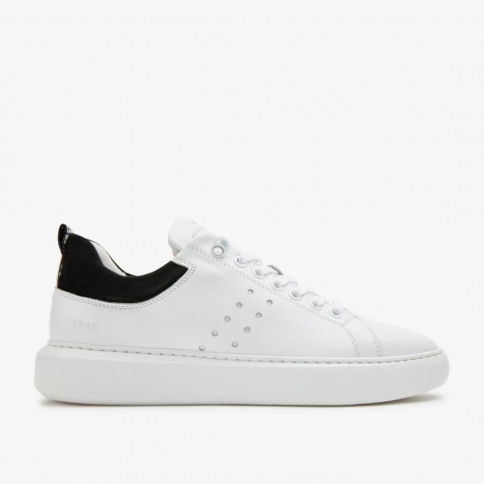 Scott Calf | Witte Sneaker
