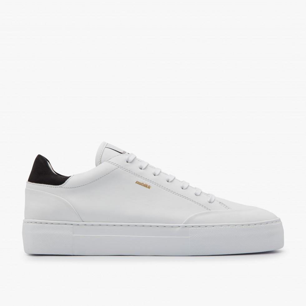 White Sneakers Jagger Naya Nubikk