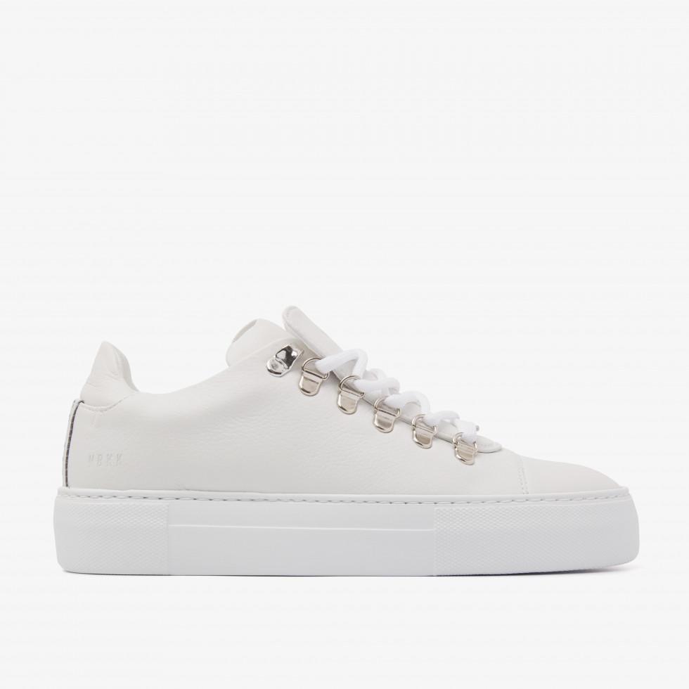 Nubikk Jolie Vegan White Sneakers