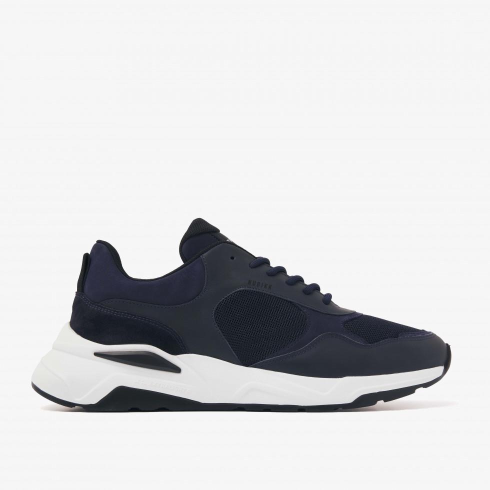 Nubikk Dusk Marine Combi Navy Sneakers