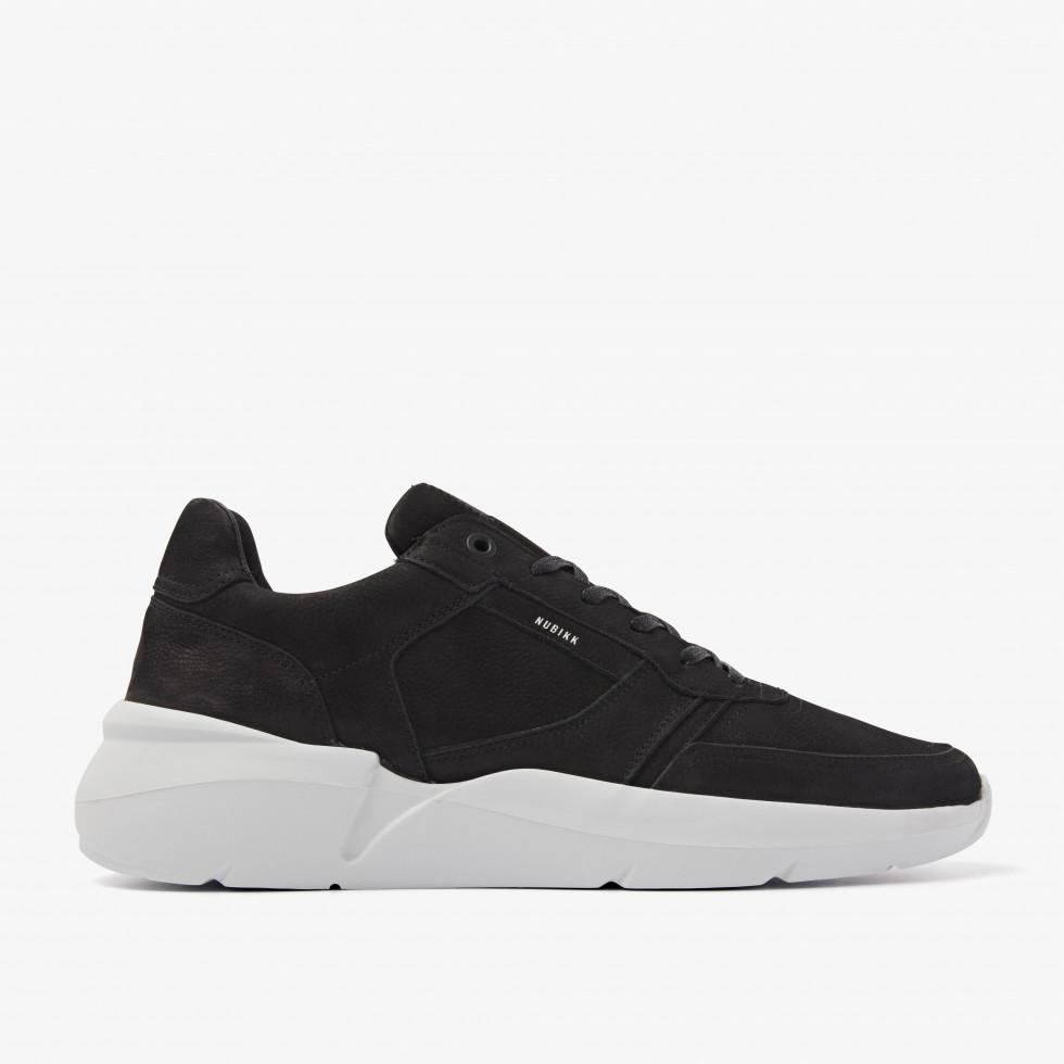Nubikk Roque Road Black Sneakers