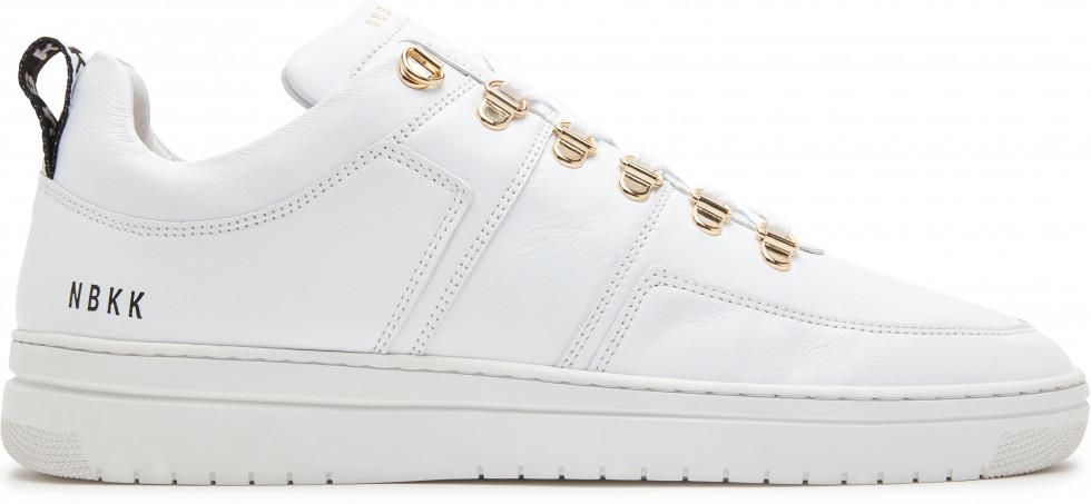 Witte Sneaker Yeye Maze Fresh Nubikk