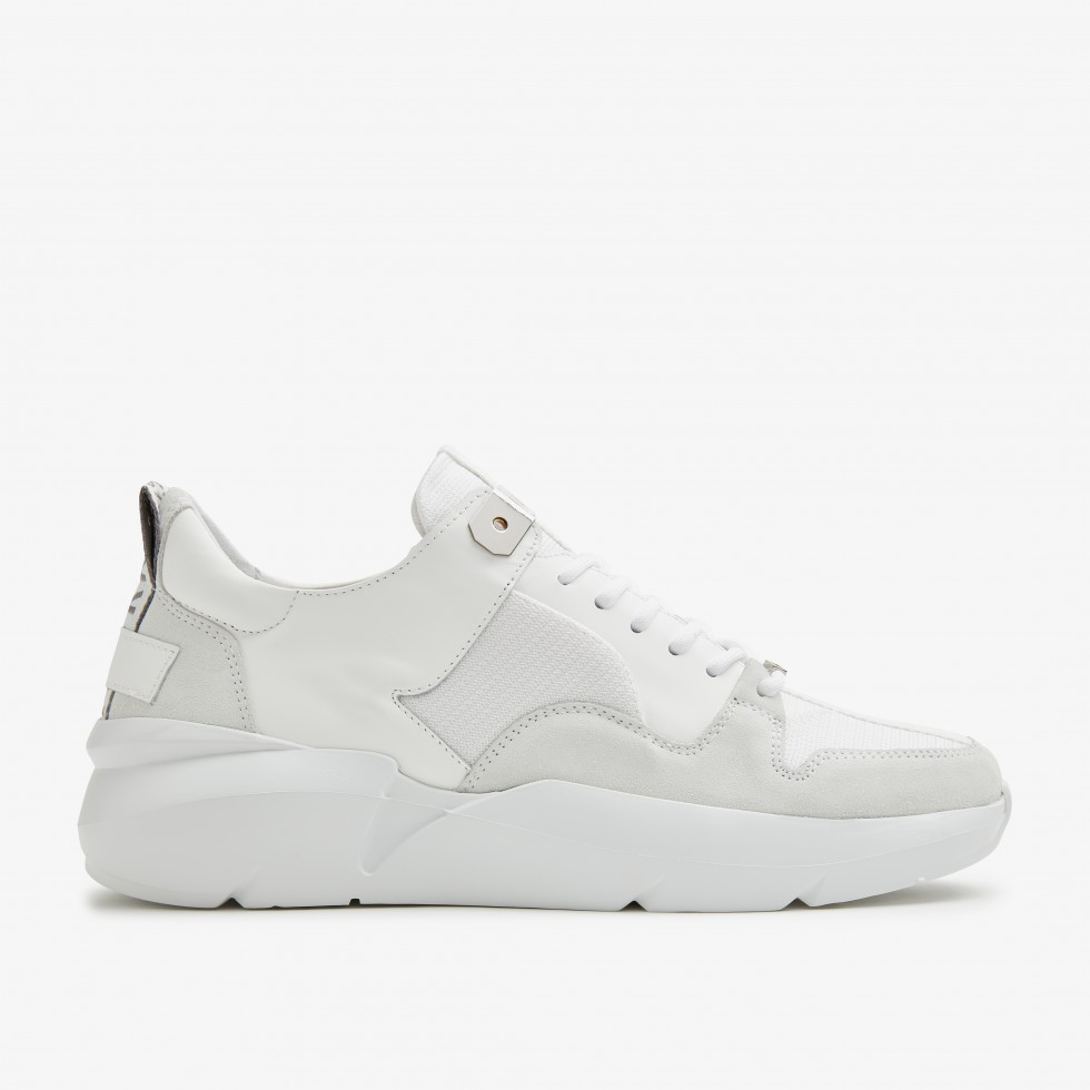 Elven Thyme | White Trainers