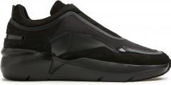 Elven Boulder Raven | Zwarte Sneaker
