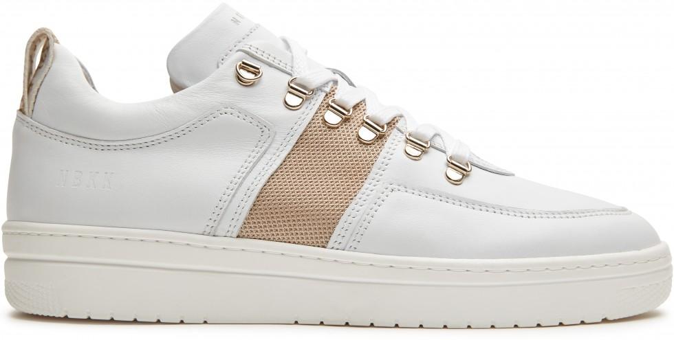 Witte Sneaker Yeye Maze Multi L Nubikk