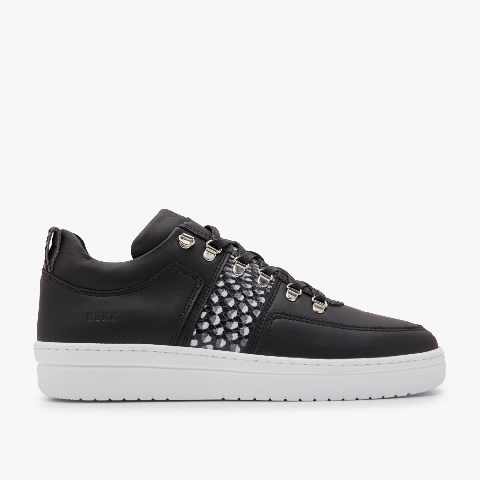 Black Sneakers Yeye Block Pimpa L Nubikk