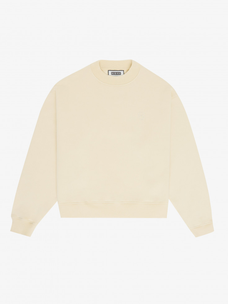 Nubikk Nina Women Off White Sweater