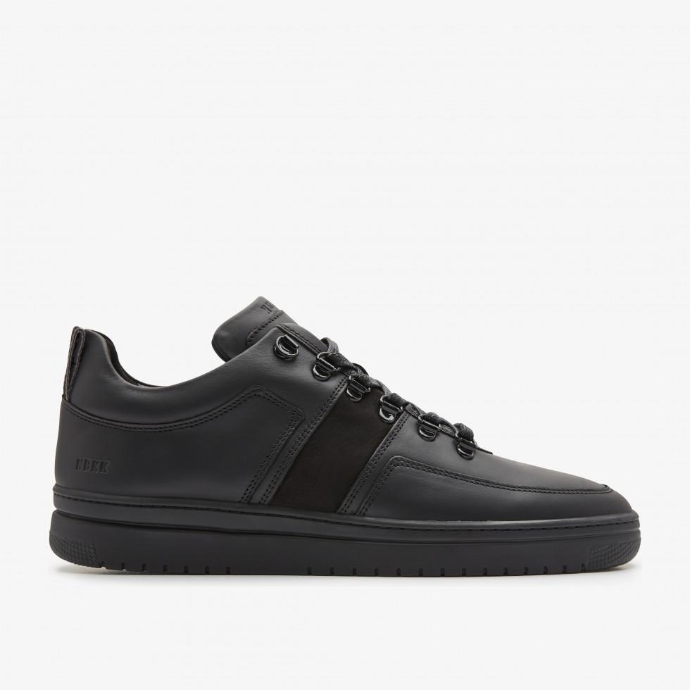 Zwarte Sneakers Yeye Maze Raven (M) Nubikk