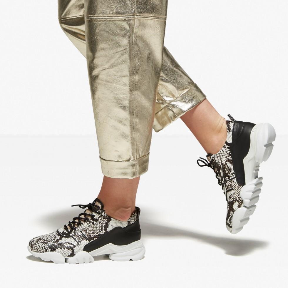 Jill Maddock | Python Sneakers