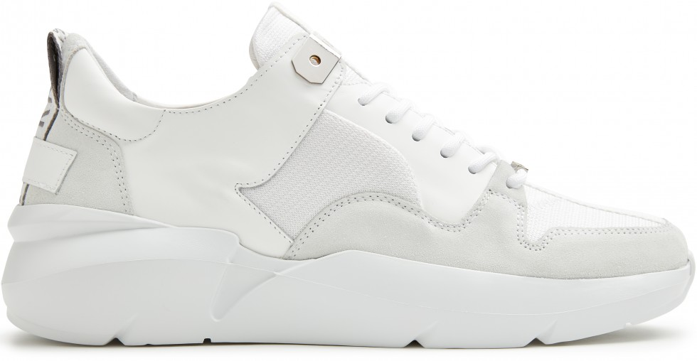 White Trainers Elven Thyme Nubikk