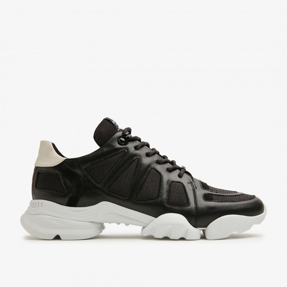 Mylan Razor | Schwarze Sneaker