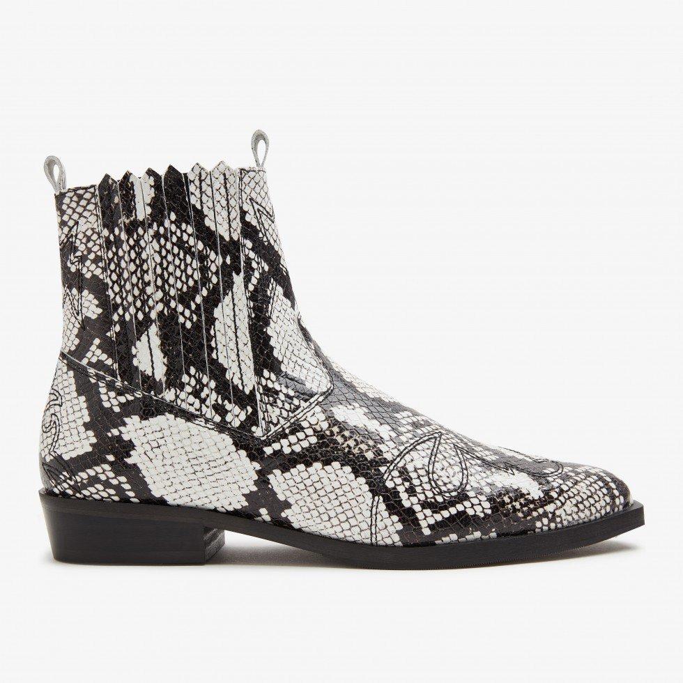 Beige Ankle Boots Jimmy Cura Nubikk
