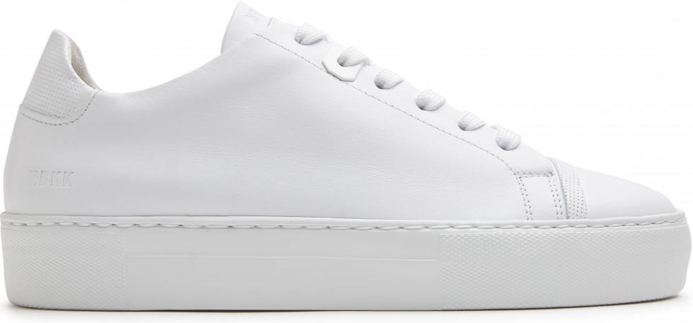 Witte Sneaker Jolie Aspen Nubikk