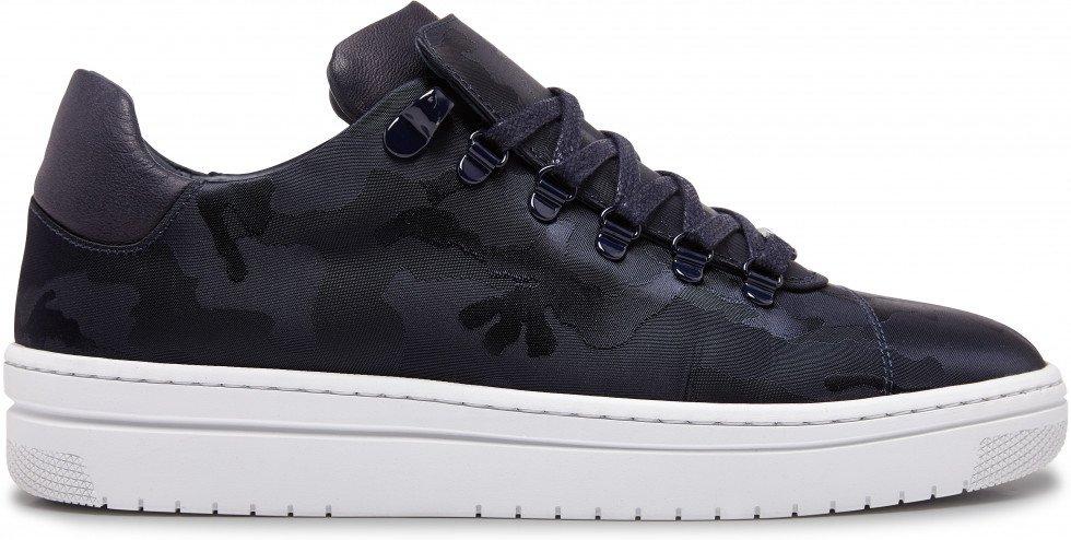 Blauwe Sneaker Yeye Camo II L Nubikk