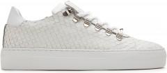 Jagger Python | Weiße Sneaker
