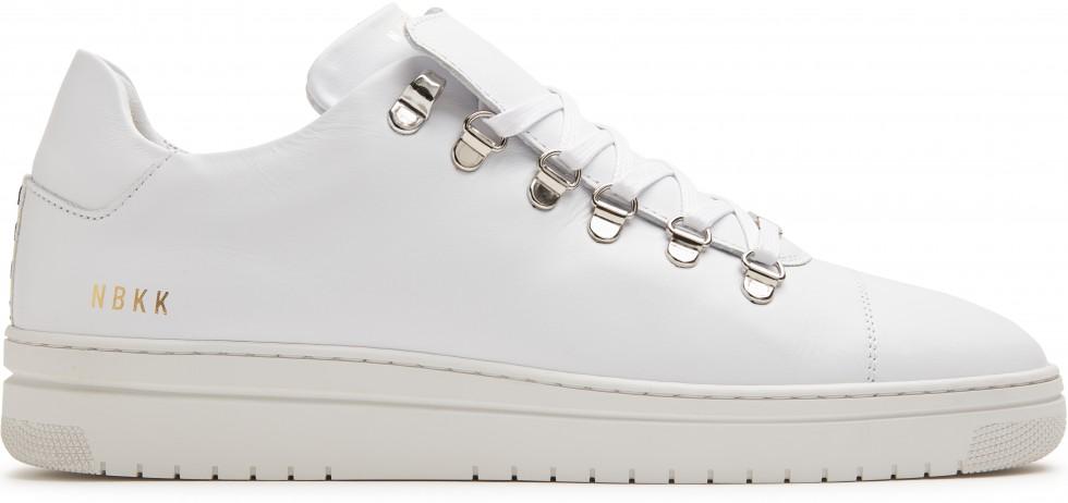 Witte Sneaker Yeye Calf M Nubikk
