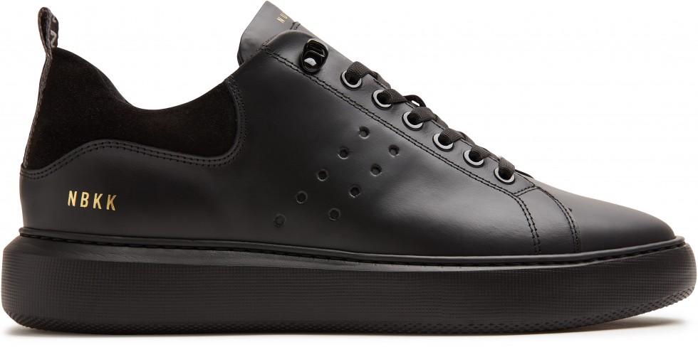 Schwarze Sneaker Scott Gomma Nubikk