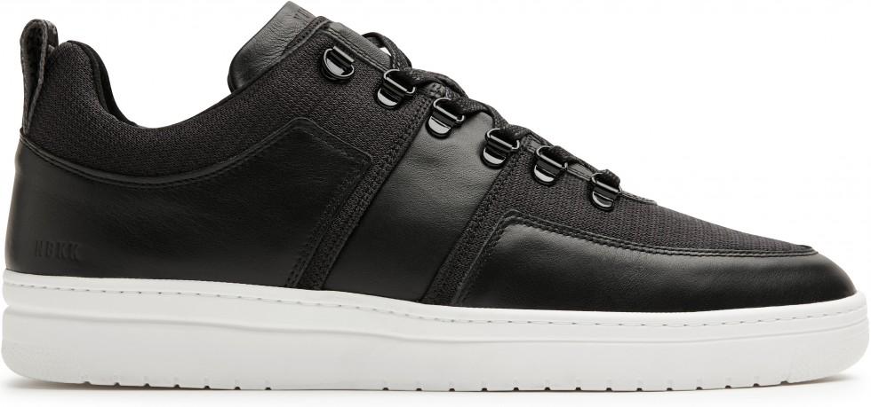 Schwarze Sneaker Yeye Costa M Nubikk