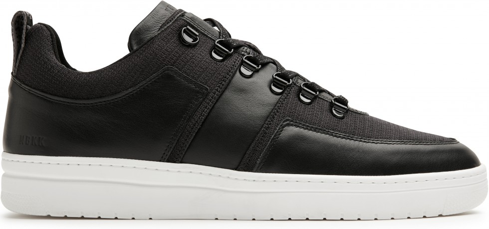 Zwarte Sneaker Yeye Costa M Nubikk