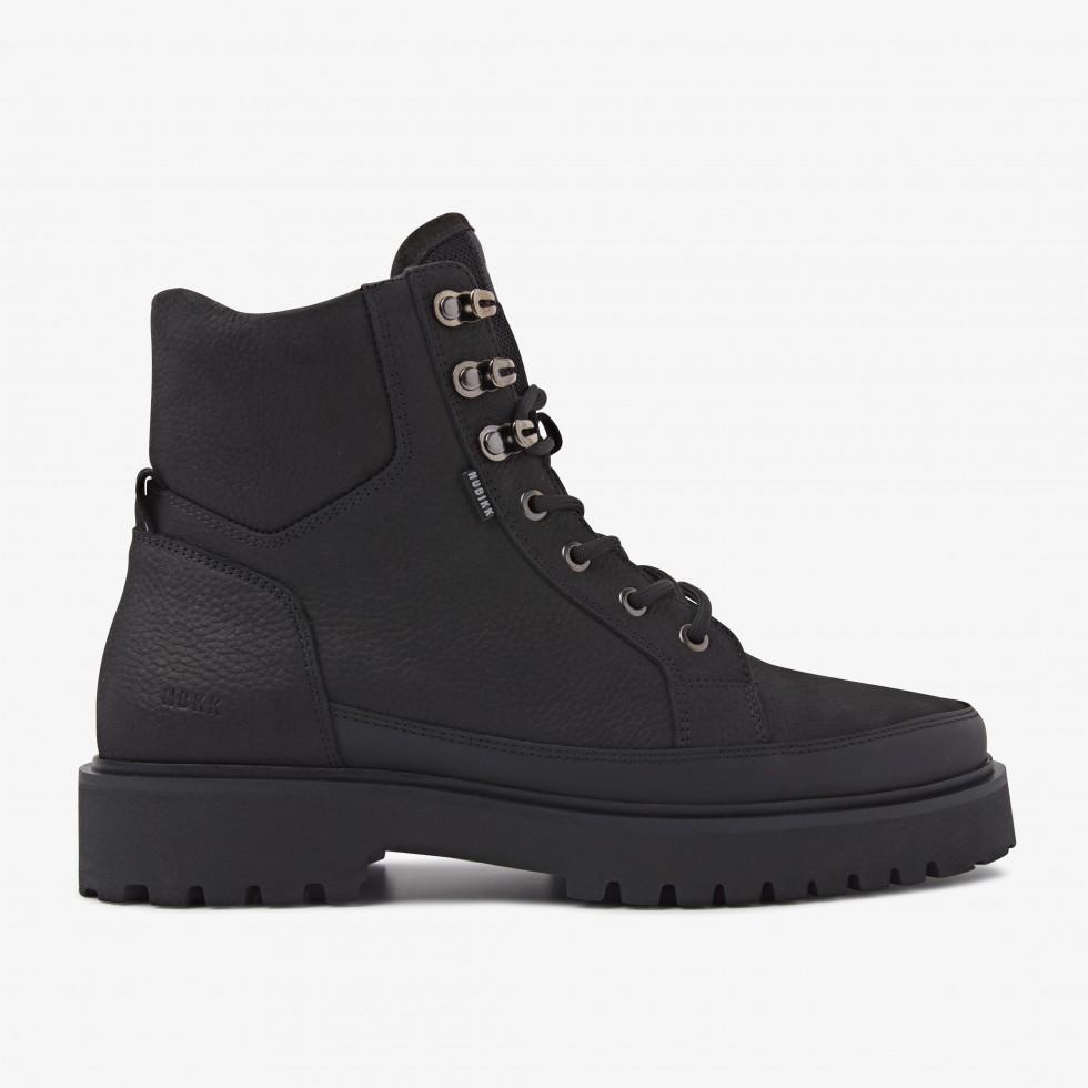 Logan Hira | Black Boots